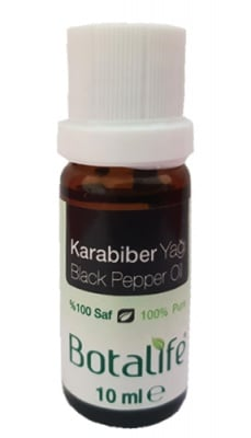 Botalife Black pepper oil 10 ml. / Боталайф Масло от черен пипер 10 мл.