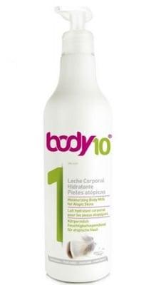 Body 10 N1 Hydrating body milk for atopic skin 500 ml. / Боди 10 N1 Хидратиращо мляко за тяло за атопична кожа 500 мл.