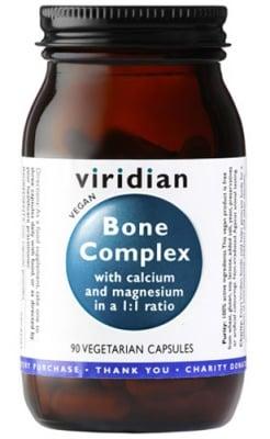 Bone complex 90 capsules Viridian / Здрави кости комплекс 90 капсули Виридиан