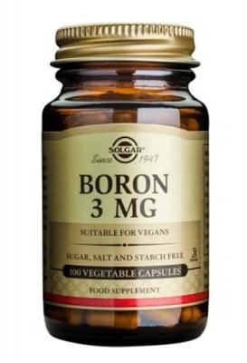 Boron 3 mg 100 capsules Solgar / Бор 3 мг. 100 капсули Солгар