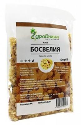 Boswellia clay 100 g Zdravnitza / Босвелия клей 100 гр. Здравница