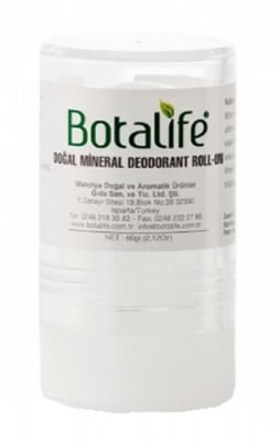 Botalife Mineral deodorant roll-on 60 g / Боталайф Део кристал рол-он 60 гр.