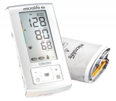 Electronic apparat for blood preassure measurement Microlife BP A6 Plus / Електронен апарат за измерване на кръвно налягане Микролайф BP A6 Plus