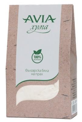 Avia clay white powder 250 g / Авиа бяла хума на прах 250 гр.