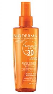 Bioderma Photoderm Bronz Dry Olio SPF 30 200 ml / Биодерма Фотодерм Бронз Сухо Олио SPF 30 200 мл.