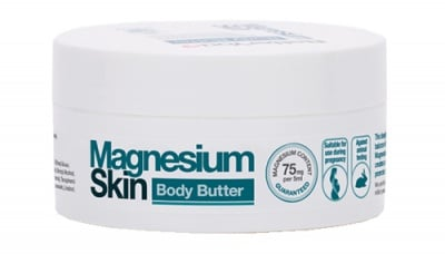 Better You magnesium skin body butter 200 ml. / Бетър Ю масло с Магнезий за тяло 200 мл.