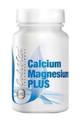 Calivita Calcium and magnesium plus 100 capsules / Каливита Калций и магнезий плюс 100 капсули