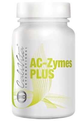 Calivita AC-zymes plus 60 capsules / Каливита ацидофилус AC-zymes плюс 60 капсули