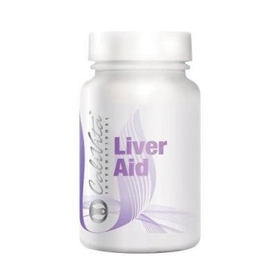 Calivita Liver Aid 100 capsules / Каливита Ливър Ейд 100 капсули