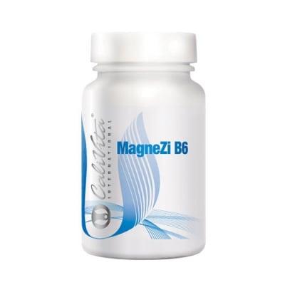 Calivita Magnesium + Zinc + Vitamin B6 90 tablets / Каливита Магнезий + Цинк + Витамин Б6 90 таблетки