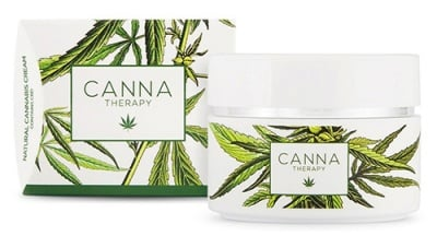 Cannabis face cream 50 ml. Canna therapy / Канабис Био крем за лице срещу бръчки 50 мл.