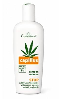 Cannaderm Capillus shampoo ahainst seborrhea 150 ml. / Канадерм Капилус шампоан против себорея 150 мл.