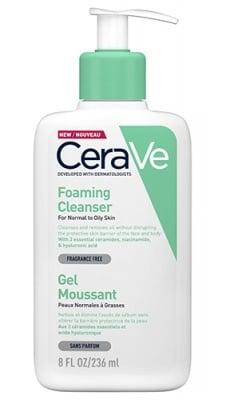 Cerave foaming cleanser 236 ml / Сераве Измиваща гел-пяна 236 мл.