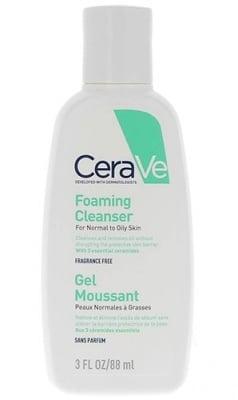 Cerave foaming cleanser 88 ml / Сераве измиващa гел-пяна 88 мл