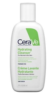 Cerave hydrating cleanser 88 ml / Сераве измиващ хидратиращ крем 88 мл