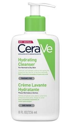 Cerave hydrating cleanser cream 236 ml / Сераве Измиващ хидратиращ крем 236 мл.