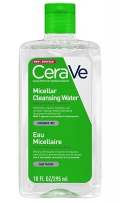 Cerave micellar cleansing water 295 ml. / Сераве Мицеларна вода 295 мл.