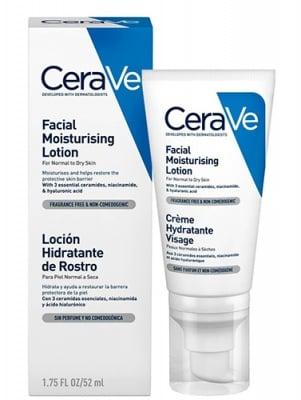 Cerave moisturising face cream 52 ml / Сераве Хидратиращ Крем за лице 52 мл.
