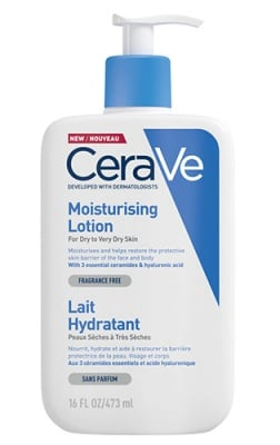 Cerave moisturising lotion 473 ml. / Сераве хидратиращ лосион 473 мл.