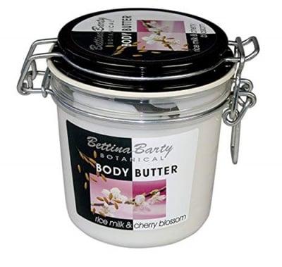 Bettina Barty rice milk & cherry blossom body butter 400 ml. / Бетина Барти Черешов цвят масло за тяло 400 мл