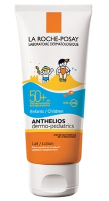 La Roche ANTHELIOS SPF 50+ dermo-pediatrics children lotion 100 ml / Ла Рош АНТЕЛИОС SPF 50+ слънцезащитно мляко за деца 100 мл.
