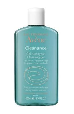Avene Cleanance cleansing gel 200 ml / Авен Клеананс почистващ гел 200 мл.