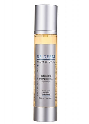 Dr. Derm Professional cleansing facial essence 120 ml. / Доктор Дерм Профешънъл есенция за почистване на лице 120 мл.