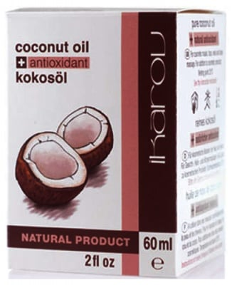 Ikarov Coconut oil 60 ml. / Икаров Кокосово масло 60 мл.