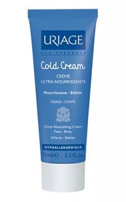 Uriage Cold Cream Ultra nourishing cream for babies 75 ml / Уриаж Cold Cream Защитен крем за бебета 75 мл.