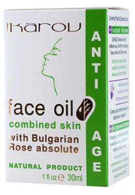 Ikarov Face oil combined skin 30 ml. / Икаров Масло против бръчки за смесена кожа 30 мл.