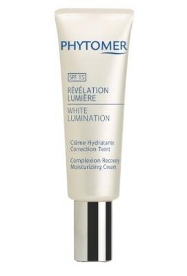 Phytomer Complexion recovery moisturizing cream SPF 15 50 ml / Фитомер Избелващ крем за бистър тен на лицето с SPF 15 50 мл