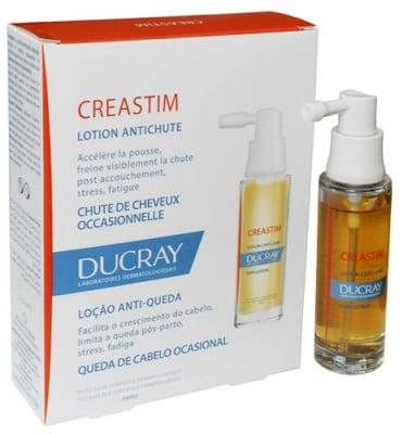 Ducray Creastim anti-hair loss lotion 30 ml 2 flacones / Дюкре Креастим лосион против косопад 30 мл. 2 флакона