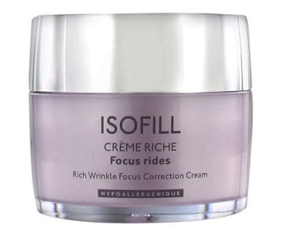 Uriage ISOFILL Rich wrinkle focus correction cream 50 ml / Уриаж ISOFILL Богат коригиращ крем срещу бръчки 50 мл.