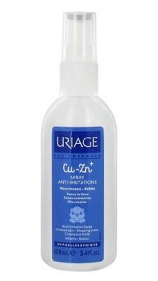 Uriage Cu-Zn Anti - irritations spray 100 ml / Уриаж Cu-Zn Противовъзпалителен спрей 100 мл.