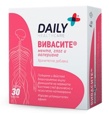 Vivasyte 30 capsules / Вивасите 30 капсули Химакс