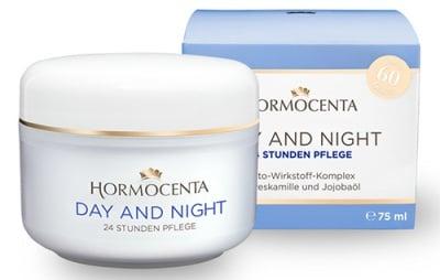 Hormocenta Day and night cream 75 ml. / Хормоцента Крем за лице ден и нощ за зряла и суха кожа 75 мл.