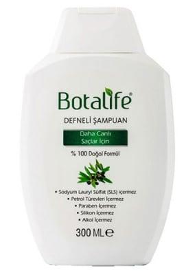 Botalife shampoo laurel oil 300 ml. / Боталайф шампоан с масло от Лаврово дърво 300 мл.