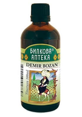Tincture Demir Bozan 100 ml. / Тинктура Демир Бозан 100 мл.