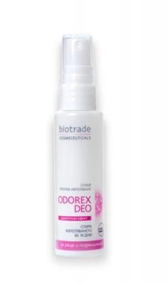 Odorex Deo 50 ml / Одорекс Део против изпотяване на ръце и подмишници 50 мл.