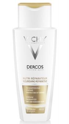 Vichy Dercos Nourishing cream shampoo dry hair 200 ml. / Виши Деркос Възстановяващ крем-шампоан за суха коса 200 мл.