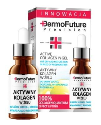 Dermofuture active collagen in gel 20 ml. / Дермофючър гел за лице с колаген 20 мл.