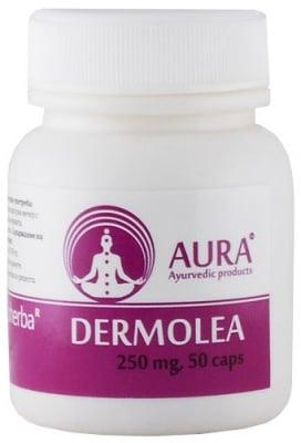 Aura Dermolea 250 mg 50 capsules / Аура Дермолеа 250 мг. 50 капсули