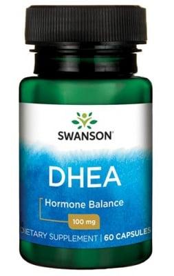 Swanson DHEA 100 mg 60 capsules / Суонсън DHEA 100 мг. 60 капсули