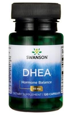 Swanson DHEA 50 mg 120 capsules / Суонсън DHEA 50 мг. 120 капсули