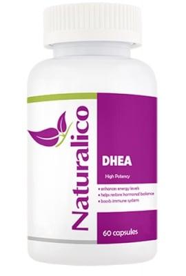 Naturalico DHEA 60 capsules / Натуралико DHEA 60 капсули