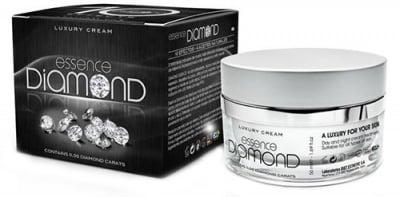 Diamond essence luxury cream 50 ml. / Крем за лице с диамантен прах 50 мл.