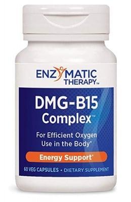 DMG-B15 complex 60 capsules Enzymatic Therapy / Комплекс DMG-B15 60 капсули Ензиматик терапи