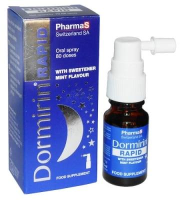 Dormirin rapid spray 10 ml. / Дормирин рапид спрей 10 мл.