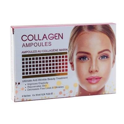 Marine Collagen 10 ml 6 ampoules Dr. Green / Колаген морски 10 мл. 6 броя ампули Др. Грийн