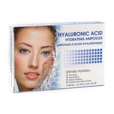 Hyaluronic Acid 10 ml 6 ampoules Dr. Green / Хиалуронова киселина 10 мл. 6 броя ампули Др. Грийн